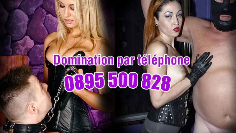 domination par telephone